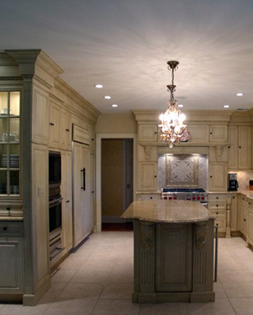 traditional kitchen, american traditional